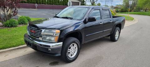 2009 GMC Canyon for sale at Steve's Auto Sales in Madison WI