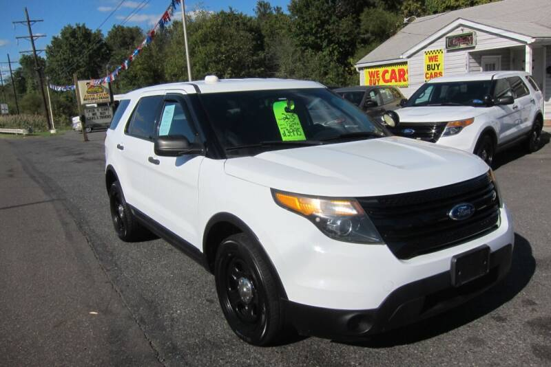 2015 Ford Explorer for sale at K & R Auto Sales,Inc in Quakertown PA