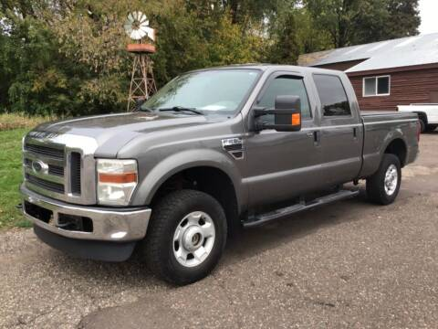 2010 Ford F-250 Super Duty for sale at Sparkle Auto Sales in Maplewood MN