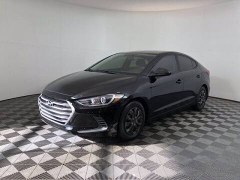 2017 Hyundai Elantra for sale at BMW of Schererville in Shererville IN