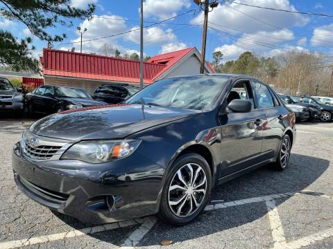 2008 Subaru Impreza for sale at Car Online in Roswell GA