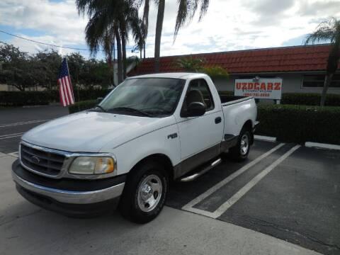 2003 Ford F-150 for sale at Uzdcarz Inc. in Pompano Beach FL