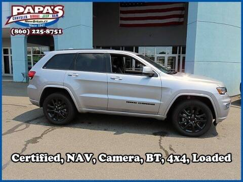 2019 Jeep Grand Cherokee for sale at Papas Chrysler Dodge Jeep Ram in New Britain CT