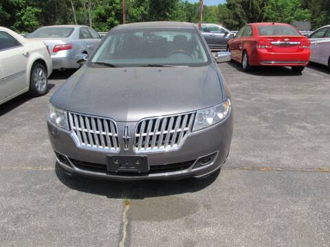2010 Lincoln MKZ for sale at Mid - Way Auto Sales INC in Montgomery NY