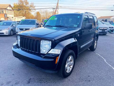 2010 Jeep Liberty for sale at Dijie Auto Sale and Service Co. in Johnston RI
