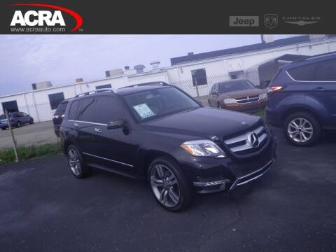 2013 Mercedes-Benz GLK for sale at BuyRight Auto in Greensburg IN