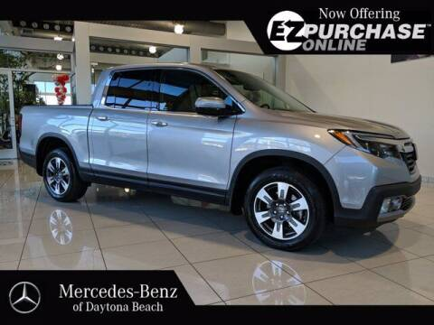 2017 Honda Ridgeline for sale at Mercedes-Benz of Daytona Beach in Daytona Beach FL