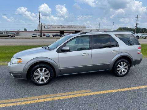 2008 Ford Taurus X for sale at Double K Auto Sales in Baton Rouge LA