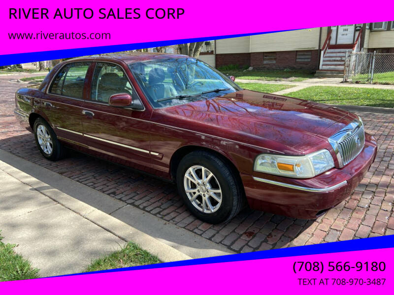 2006 Mercury Grand Marquis for sale at RIVER AUTO SALES CORP in Maywood IL