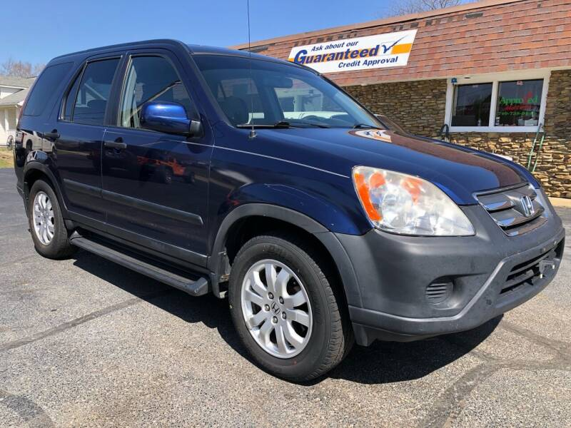 2005 Honda CR-V for sale at Approved Motors in Dillonvale OH
