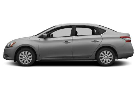 2015 Nissan Sentra for sale at Best Wheels Imports in Johnston RI