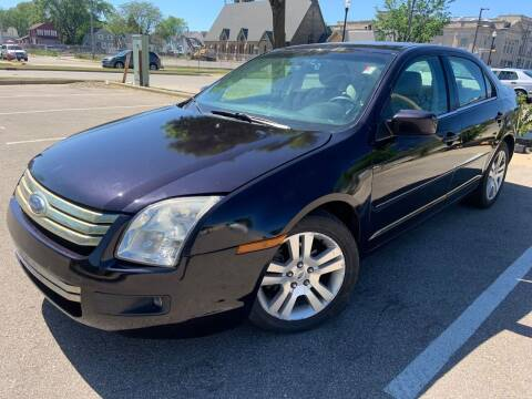 2007 Ford Fusion for sale at Your Car Source in Kenosha WI