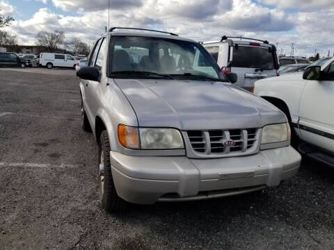 2000 Kia Sportage for sale at 2 Way Auto Sales in Spokane Valley WA