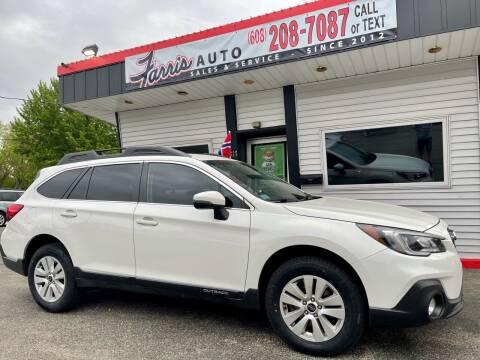 2019 Subaru Outback for sale at Farris Auto - Main Street in Stoughton WI