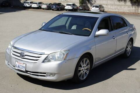 2005 Toyota Avalon for sale at Sports Plus Motor Group LLC in Sunnyvale CA