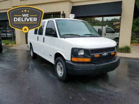 2005 Chevrolet Express Cargo for sale at Premier Motorcars Inc in Tallahassee FL