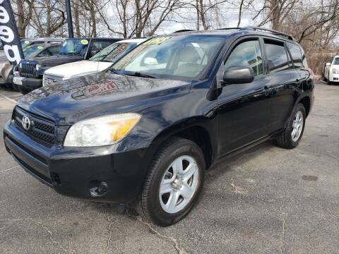 2007 Toyota RAV4 for sale at Real Deal Auto Sales in Manchester NH