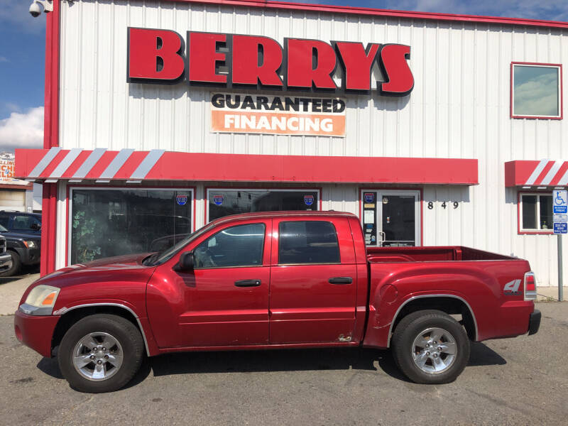 2006 Mitsubishi Raider for sale at Berry's Cherries Auto in Billings MT