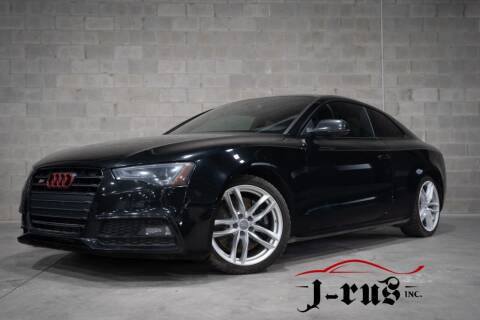 2016 Audi S5 for sale at J-Rus Inc. in Macomb MI