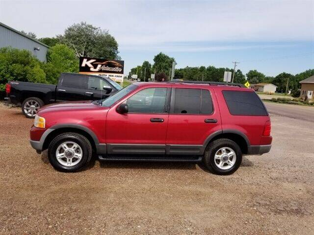 2003 Ford Explorer for sale at KJ Automotive in Worthing SD