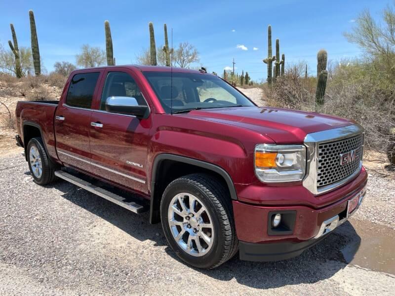 2014 GMC Sierra 1500 for sale at Auto Executives in Tucson AZ