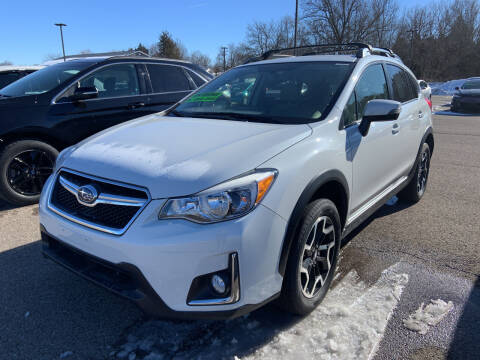 2017 Subaru Crosstrek for sale at Blake Hollenbeck Auto Sales in Greenville MI