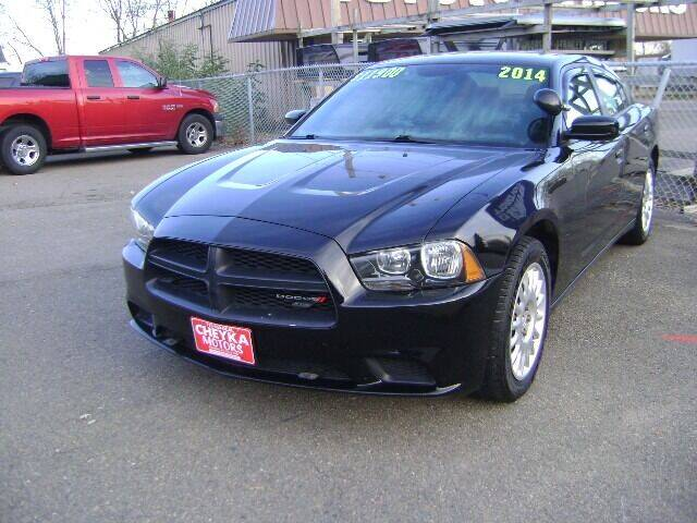 2014 Dodge Charger for sale at Cheyka Motors in Schofield WI