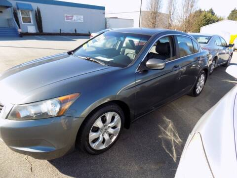 2010 Honda Accord for sale at Pro-Motion Motor Co in Lincolnton NC