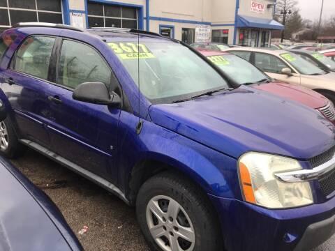 2006 Chevrolet Equinox for sale at Klein on Vine in Cincinnati OH