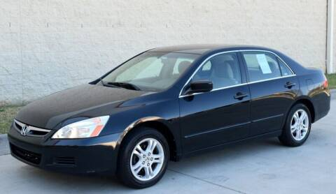 2006 Honda Accord for sale at Raleigh Auto Inc. in Raleigh NC