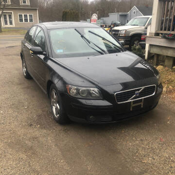 2005 Volvo S40 for sale at Specialty Auto Inc in Hanson MA