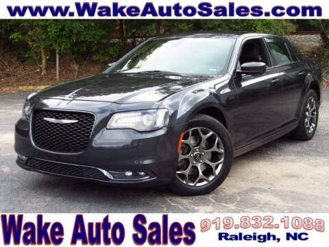 2016 Chrysler 300 for sale at Wake Auto Sales Inc in Raleigh NC