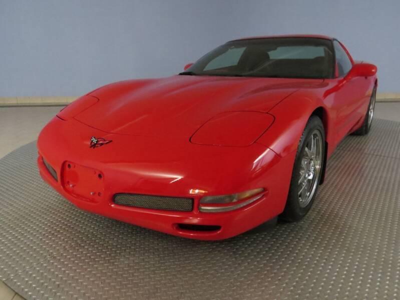 1998 Chevrolet Corvette for sale at Hagan Automotive in Chatham IL