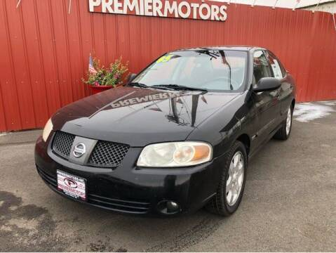 2005 Nissan Sentra for sale at Premier Motors in Milton Freewater OR