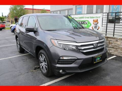 2018 Honda Pilot for sale at AUTO POINT USED CARS in Rosedale MD