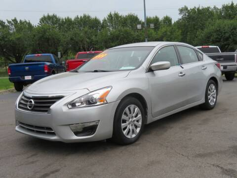 2015 Nissan Altima for sale at Low Cost Cars North in Whitehall OH