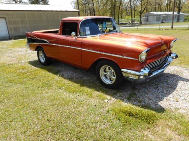 1957 Chevrolet El Camino for sale in Cadillac, MI