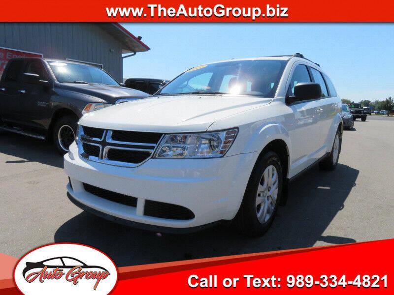 2014 Dodge Journey for sale in Mount Pleasant, MI