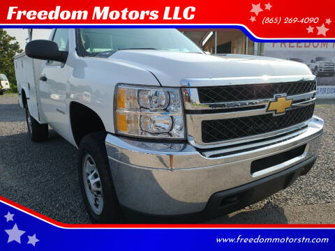 2013 Chevrolet Silverado 2500HD for sale at Freedom Motors LLC in Knoxville TN