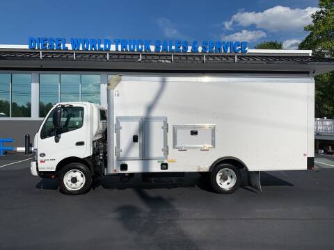 2018 Hino 195 for sale at Diesel World Truck Sales in Plaistow NH