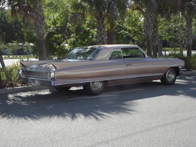1962 Cadillac DeVille for sale in Cadillac, MI