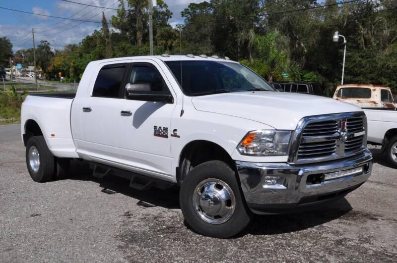 2017 RAM Ram Pickup 3500 for sale at Elite Motorcar, LLC in Deland FL