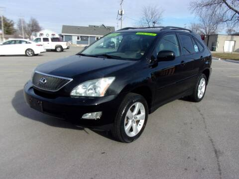 2004 Lexus RX 330 for sale at Ideal Auto Sales, Inc. in Waukesha WI