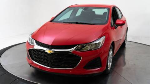 2019 Chevrolet Cruze for sale at AUTOMAXX MAIN in Orem UT