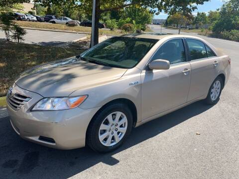 2007 Toyota Camry Hybrid for sale at Dreams Auto Group LLC in Sterling VA