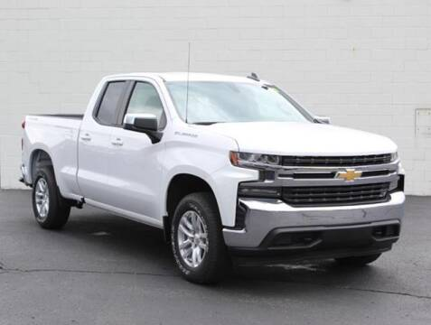 2019 Chevrolet Silverado 1500 for sale at Ed Koehn Chevrolet in Rockford MI