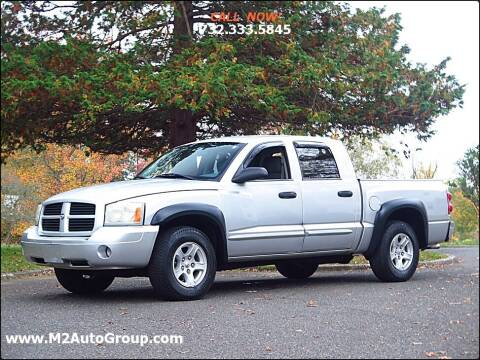 2006 Dodge Dakota for sale at M2 Auto Group Llc. EAST BRUNSWICK in East Brunswick NJ