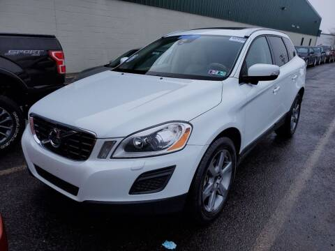 2013 Volvo XC60 for sale at Riverside Auto Sales & Service in Portland ME