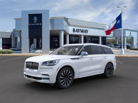 2020 Lincoln Aviator for sale at BAYWAY Certified Pre-Owned in Houston TX