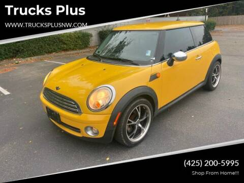 2009 MINI Cooper for sale at Trucks Plus in Seattle WA